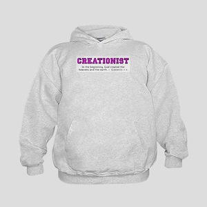 Creationist (PkT) 2.0 - Kids Hoodie