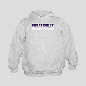 Creationist (PT) 2.0 - Kids Hoodie