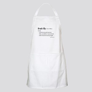 Fruit fly definition BBQ Apron