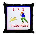 Cat Lover Gift Pillow