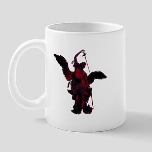 Powerful Angel - Red Mug