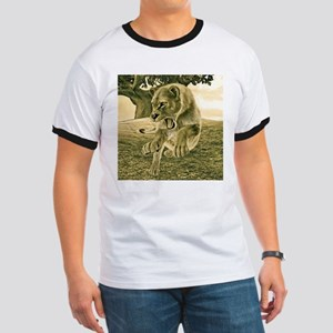 Hunting Lioness T-Shirt