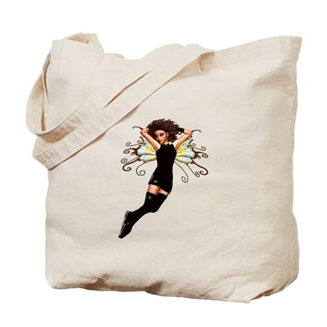 Fly Away Fairy Tote Bag