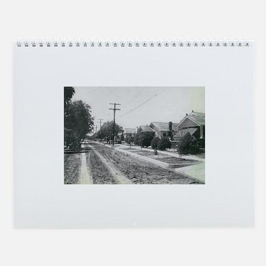 N.O. Neighborhoods Wall Calendar