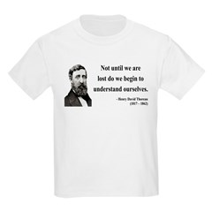 Henry David Thoreau 28 T-Shirt