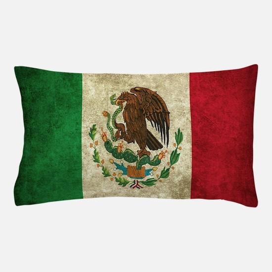 Mexican Flag Pillow Case