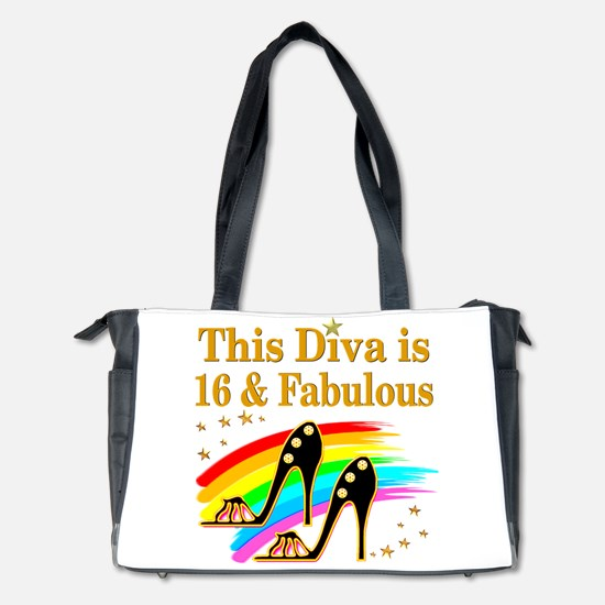 AWESOME 16TH Diaper Bag