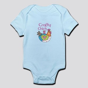 Craftly Chick Body Suit
