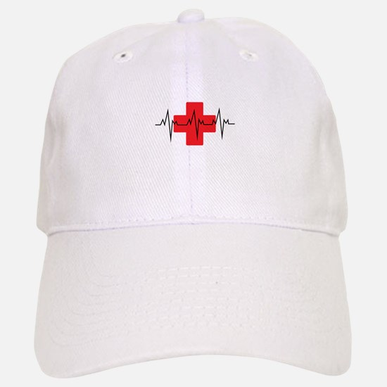 MEDICAL CROSS Baseball Baseball Baseball Cap