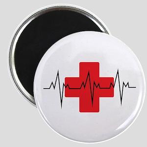 MEDICAL CROSS Magnets