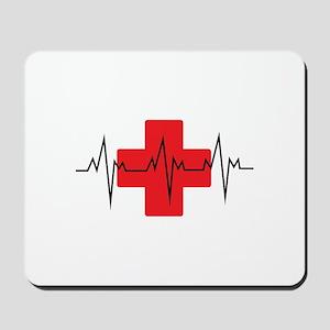 MEDICAL CROSS Mousepad