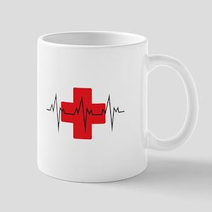 MEDICAL CROSS Mugs