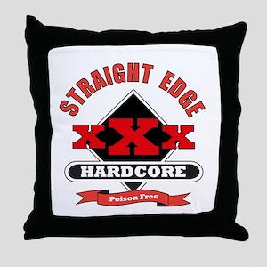 XXX Poison Free Throw Pillow