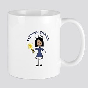 CLEANING SERVICE Mugs
