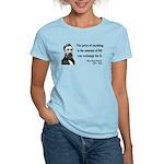 Henry David Thoreau 30 Women's Light T-Shirt