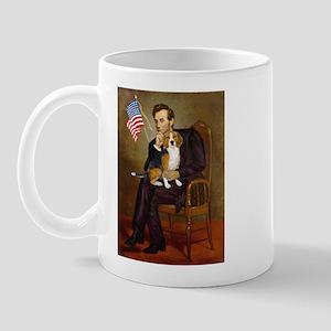 Lincoln's Beagle Mug