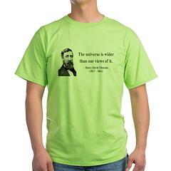Henry David Thoreau 31 T-Shirt