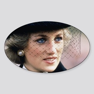 HRH Princess of Wales France Sticker