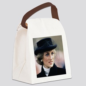 HRH Princess of Wales France Canvas Lunch Bag