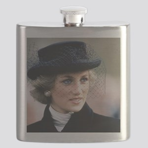HRH Princess of Wales France Flask
