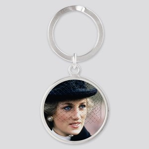 HRH Princess of Wales France Keychains