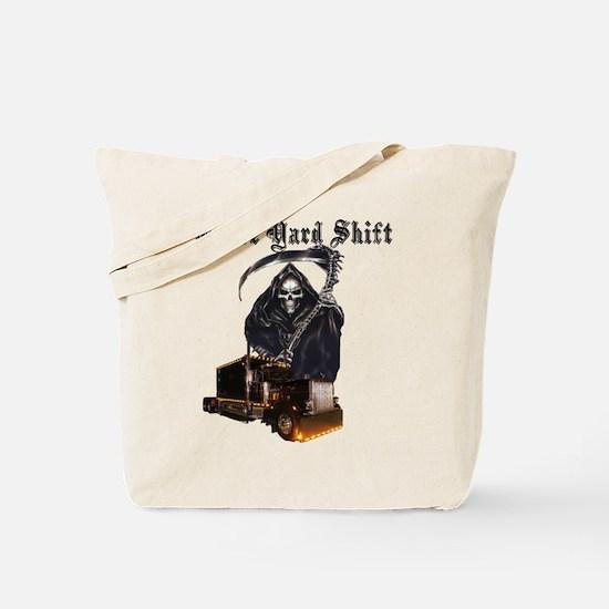 Grave Yard Shift Tote Bag