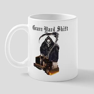 Grave Yard Shift Mug