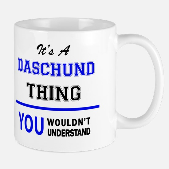 Funny Daschund Mug