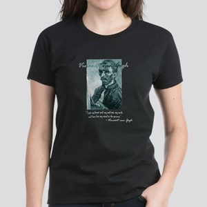 Vincent Women's Dark T-Shirt