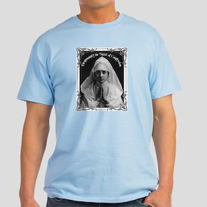 """""""Nun Confession"""" Light T-Shirt"""