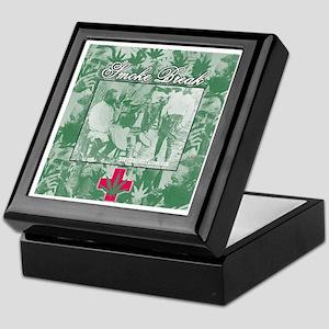 Pancho Villa Medical Smoke Break Keepsake Box