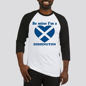 Dishington, Valentine's Day  Baseball Jersey