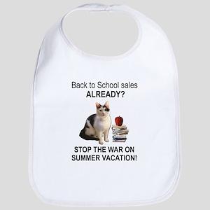 Summer Vacation Bib