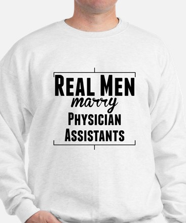 Real Men Marry Physician Assistants Jumper
