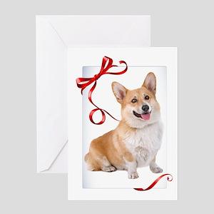 Corgi Christmas Greeting Cards