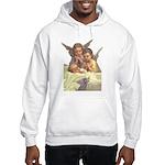 Guardian Angel Hooded Sweatshirt