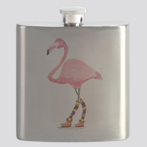 Styling Flamingo Flask