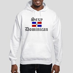 SEXY DOMINICAN Hooded Sweatshirt