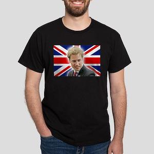 HRH Prince William Stunning! Dark T-Shirt