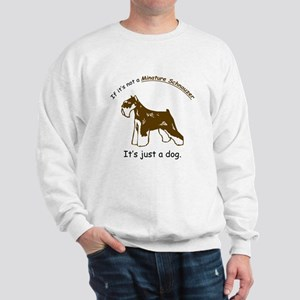 Minature Schnauzer Sweatshirt