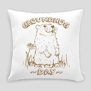 Groundhog Day Master Pillow