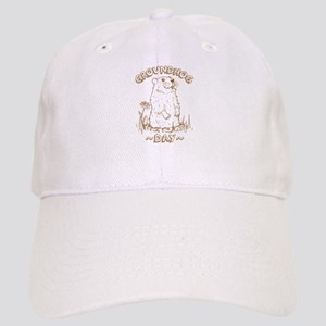 Groundhog Day Baseball Cap