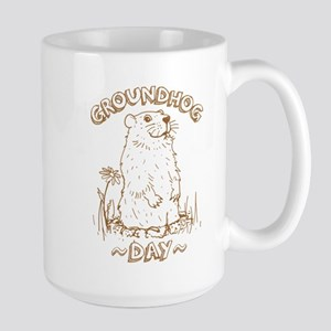 Groundhog Day Mugs