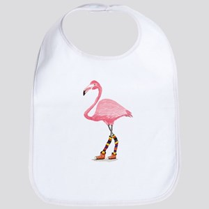 Styling Flamingo Bib