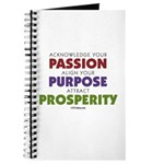 Passion Purpose Prosperity Journal