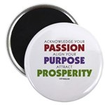 Passion Purpose Prosperity Magnet