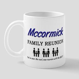 Mccormick Family Reunion Mug