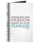 Fearless Passion Journal
