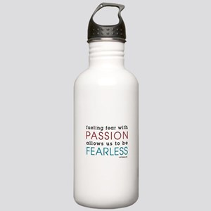 Fearless Passion Stainless Water Bottle 1.0L