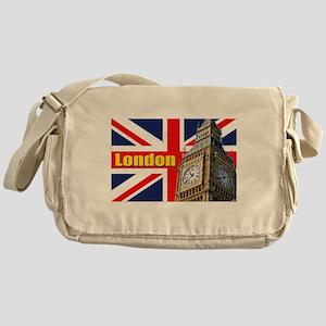 Magnificent! Big Ben London Messenger Bag
